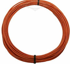 UL-1007 1Pin 20AWG 3Meter Orange Stranded Flexible ElectricPower Wire Cable Cord