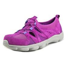Zapatillas deportivas de mujer de tacón bajo (menos de 2,5 cm) de ante Talla 37.5