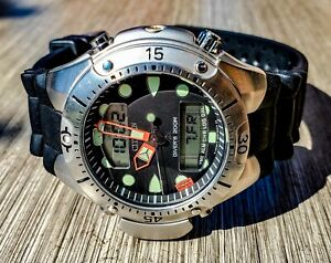 Citizen Aqualand Promaster Diver Watch JP1060-01E Great Condition!