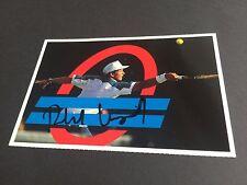 RICHARD KRAJICEK WIMBLEDON SIEGER TENNIS signed Postkarte 10x15 Autogramm