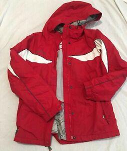 Columbia Ladie's Sports Jacket Snowboarding Skiing j4