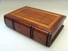 Treen 1900-1940 Antique Wooden Boxes