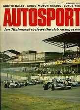 Autosport February 8th 1973 *Lotus Elan Sprint road test & Daytona 24 Hours*