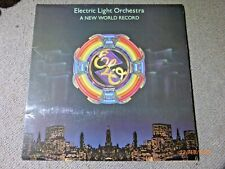 Electric Light Orchestra - New World Record  Vinyl LP Embossed Sleeve