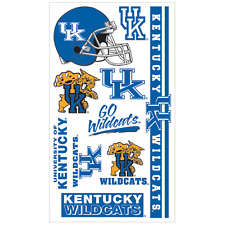Kentucky Wildcats Temporary Tattoos