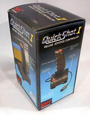 Joystick QuickShot I Amiga C64 Atari CPC new unused