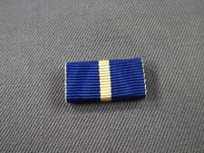 EU Medaille blau-gelb-blau Bandschnalle breite Ausführung 13x25mm Bandspange