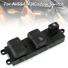 Power Window Master Switch Control For Nissan Navara D40 Vehicles Car 2007-2015