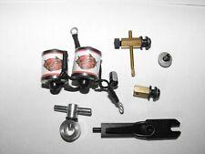 Máquina De Tatuaje Profesional Kit de la reconstrucción con 28mm Shorty Bobinas