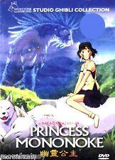 DVD  Princess Mononoke English Dub Tin Box Studio Ghibli Collection