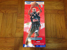 "Vtg. '97 Edition Starting Lineup 14"" Charles Barkley figure collector doll/ NIB"