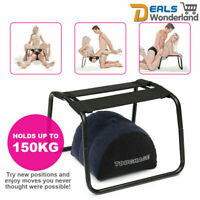 Sex Aid Bouncer Weightless Chair Inflatable Pillow Love Position Stool Bounce UK