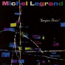 Michel Legrand - Bonjour Paris/Le Joli Mai/Rendez-Vous a Paris (2016)  CD  NEW