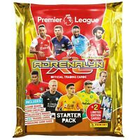 Panini Adrenalyn XL 2019-2020: Starter Pack. Binder and 26 cards. Premier League