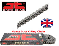 As-Heavy Duty Chaîne dorée /& JT Sprocket Kit Fits KTM DUKE 125 2014-2018