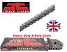 JT Steel X-Ring Chain 525 X1R 108 L YAMAHA FZ-07 2015 2016 2017
