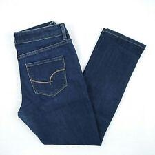 SPORTSGIRL - Blue Mid Rise Slim Stretch Denim Jeans Women's Size 10 W28