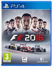 FORMULA 1 2016 PS4 ESPAÑOL NUEVO CASTELLANO ESPAÑOL F1 16