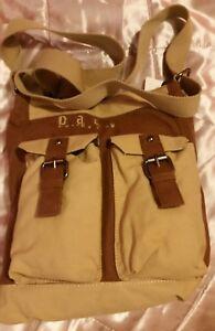 Mens/Gents Duck and Cover shoulder bag☆ Medium  size ☆New☆