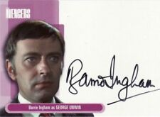 THE AVENGERS SERIES 1 / SERIES ONE AUTOGRAPH CARD     ..CHOOSE