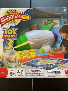 New Toy Story 3 Space Shooter Target Game Hasbro