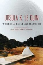 Worlds of Exile and Illusion Vol. 1 by Ursula K. Le Guin (1996, Paperback,...