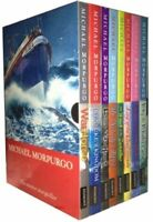 Michael Morpurgo Collection Childrens 8 Books Set Boxed (King of the Cloud Fores