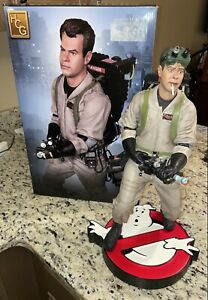 Rare Hollywood Collectibles Group Ghostbusters Ray Stantz 1:4 Scale Statue w/Box