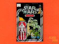 "Kenner Star Wars Stormtrooper 2x3"" fridge/locker magnet package art"