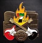 Hard Rock Cafe Pin Dubai - 2019 - 7th Anniversary