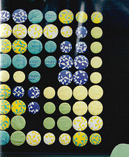 Lemon Half Tone -  fabulous modern applique & pieced quilt PATTERN - Zen Chic