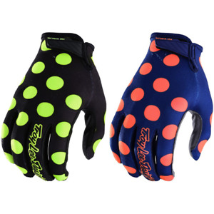 Troy Lee Designs Youth Air Gloves 2018 MTB Mountain Bike MX BMX Full Finger SALE