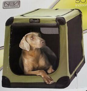 Durable 36-inch Sof-Krate 2 Firstrax NOZTONOZ Indoor / Outdoor Pet Home - N2N n2