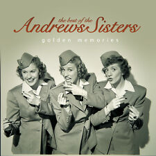 The Best Of The Andrews Sisters - Golden Memories CD