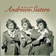 The Best Of The Andrews Sisters - Golden Memories CD