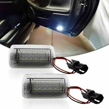 White LED Footwell Courtesy Boot Door Step Light Lamps For Lexus IS ES LS RX,etc