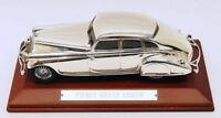 Atlas Editions Silver Cars Collection 1/43 Scale 7 687 113 - Pierce Silver Arrow