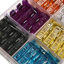 100 pcs Fuse Kit APM ATM 2A 3A 5A 7.5A 10A 15A 20A 25A 30A 35A + BoX