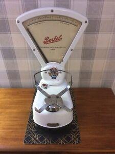Vintage Berkel Auto Scales ( Sweet shop scales). (STELLA-DUCI)