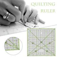 DIY Transparent Quilting Sewing Patchwork Ruler Cutting Craft Tailor Tools A5O6