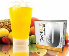 Omnilife OML PLUS SUPREME Multivitamin Complex Orange flavor with STEVIA