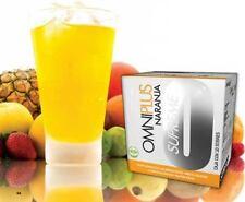 Omnilife OML PLUS SUPREME Multivitamin Complex Orange flavor with STEVIA