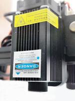 PWM/TTL 450nm 8W Focusable Blue Laser Module/Blue Laser Engraver/Gift Goggles