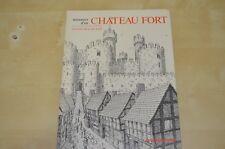 Buch Naissance d`un Chateau Fort. David Macaulay