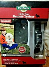 Little Dog Remote Trainer For small dogs 100 Yards 10 levels New