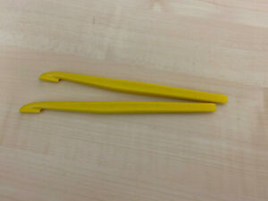 Tupperware Orangenschäler gelb