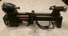 CARBA-TEC Mini Wood Lathe Mark II HM-1V w/Accessories