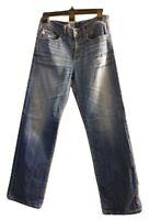 AG Adriano Goldschmied Womens Jeans Simona Easy Straight Leg Tag Size 27R