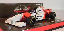 Minichamps (PMA) 1/43 McLaren Mercedes MP 4/10 Formel 1 M. Hakkinen OVP #246
