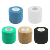 Pets Dog Cat Vet Wound Elastic Cohesive Bandage Self Adherent Useful Wrap 2020